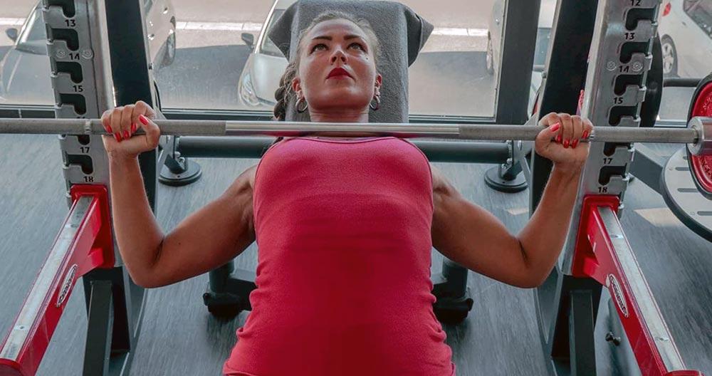 New Life Gym Allenamento Panca Piana